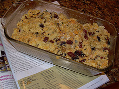 first up bacon cheddar quick bread with dried pears by dorie greenspan ...
